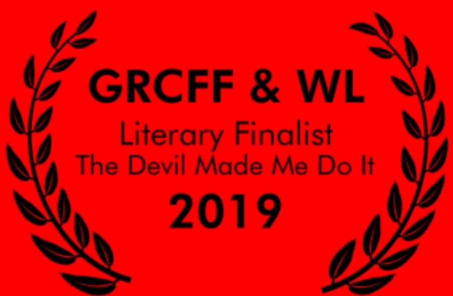 Emblem for Glory Media Literary Finalist